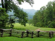 Cades Cove (Tennessee) by Patrick Stough