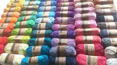 #scheepjes #catona #wol #garen #katoen  #haakpakketten #haken #crochet #knitten #handwerkwinkel