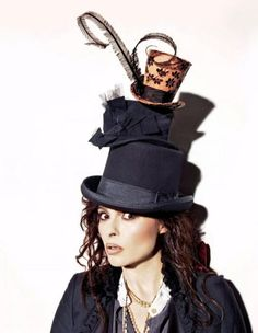 Helena Bonham- Carter