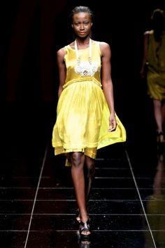 Stefania Morland @ Mercedes Benz Fashion Week 2013 - Cape Town, South Africa