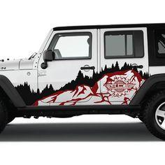 Hardcore Jeep Company Decal Project by sadajiwa