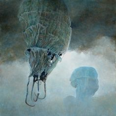 Zdzisław Beksińskiwas a Polish painter, photographer and sculptor, specializing in the field ofdystopian surrealism. Beksiński did his paintings and drawings in what he called either a 'Baroque' or a 'Gothic' manner. His creations were made mainly in two periods. The first period of work is generally considered to contain expressionistic color, with a strong style …