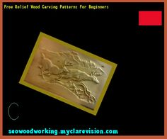 Free Relief Wood Carving Patterns For Beginners 220247 - Woodworking Plans and Projects!