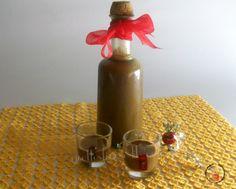 Crema coffee and ginseng - ricetta liquore