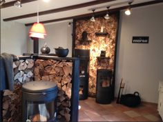 Morso shop in Germany. Morso Wood Stove, Wood Stoves, Denmark, Cast Iron, Germany, Shop, Wood Burning Stoves, Wood Burning Stoves Uk, Deutsch