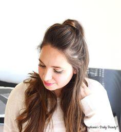 Today's Hair Look | Stephanie's Daily Beauty