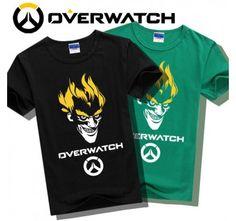 Overwatch OW Junkrat T shirt