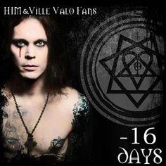 Ville Valo -Him & Ville Valo Fan's Page