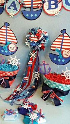 ideas for baby showers on pinterest baby shower centerpieces baby