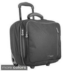 Shop for LiteGear Lightweight Hybrid Carry-on Rolling Tote. Get free delivery at Overstock.com - Your Online Luggage Store! Get 5% in rewards with Club O!