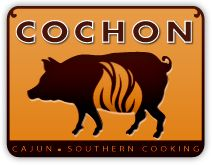 Cochon Restaurant in NOLA - Lunch in the Warehouse District