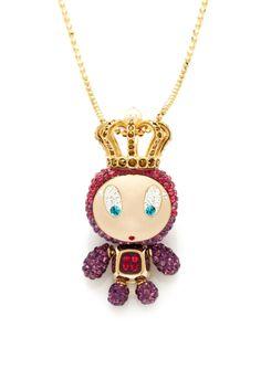 ideeli | SWAROVSKI Erika Kingdom of Jewels Pendant Necklace