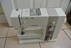 Bernina 930 Record  Freehand Embroidery Zig Zag Sewing Machine by ZionVintageCrafts on Etsy