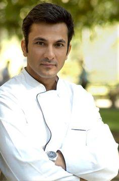 Chef Vikas Khanna- award winning Michelin Starred Indian chef, restaurateur, food writer! love love love