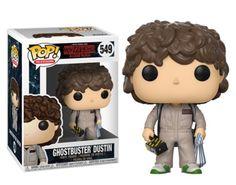 Ghostbuster Dustin pop figure!