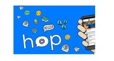 With so many mobile applications seen around the corner the AppsRead Directory are wisely enumerating about the latest Android app called Hop. Hop for Android the email app which efficaciously rises to make sending emails like simple IM, has successfully landed on Android today.