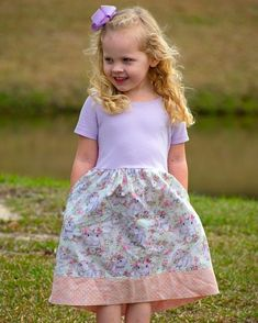 @5outof4patterns posted to Instagram: The Kids' Cassidy Peplum and Dress is on sale this weekend for just $6!! I love the Cassidy pattern! It's so versatile and has so many options!! The bodice is knit and the skirt can be knit or woven! It has band options, ruffle options, sleeve options, and pockets in the dress length! The Cassidy can be made as a peplum, knee length dress, or maxi length dress! What is your favorite option?? Use the link in my bio to buy the Kids' Cassidy pattern before t Pdf Sewing Patterns, Dress Patterns, Little Ones, Little Girls, Easter Dress, Cute Bunny, Handmade Clothes, Spring Fashion, Bodice