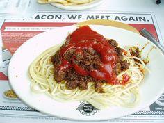"""Really Close"" Steak-n-Shake Chili Mac (copy) Recipe-worth a shot"