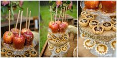 Pies and treats from P is for Pie Bake Shop!  Orlando Wedding Photographer Best Photography | Best Photography