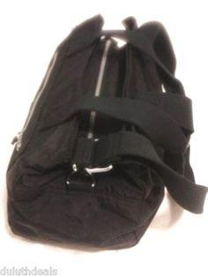 Kipling Shoulder Bag, Purse, Handbag, Crossbody, Made in Belgium in Black
