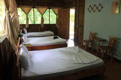 turtle beach lodge rooms   - Costa Rica