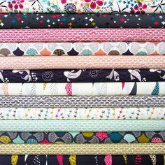 Koi by Rashida Coleman-Hale | Cloud9 Fabrics, via Flickr