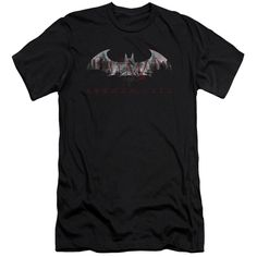 """Checkout our #LicensedGear products FREE SHIPPING + 10% OFF Coupon Code """"Official"""" Arkham City / Bat Fill-short Sleeve Adult 30 / 1 - Arkham City / Bat Fill-short Sleeve Adult 30 / 1 - Price: $29.99. Buy now at https://officiallylicensedgear.com/arkham-city-bat-fill-short-sleeve-adult-30-1"""