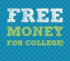 SCHOLARSHIPS ... nothing more free than that!  Repinned by www.movinghelpcenter.com Follow us on Facebook! #moving