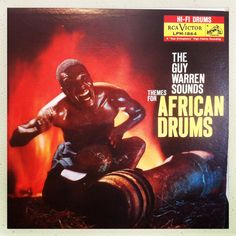 "Guy Warren's first LP with RCA Victor from 1959. Side 2's ""My Story"" might just be the heaviest track ever recorded. Guy retells the story of his murdered parents to drums before breaking down in the middle of the performance. Heavy sh!t..."