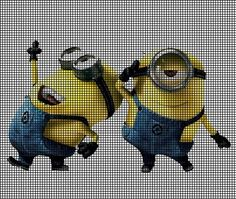 Minions Dance Crochet Pattern