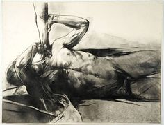 Luis Caballero Charcoal on paper mounted on canvas. Guy Drawing, Painting & Drawing, Drawing Ideas, Holguin, Artwork Images, Figure Painting, Three Dimensional, Illustrators, Fine Art