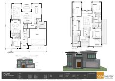stylemaster piazza 38- i like the ground floor guest and ensuite better