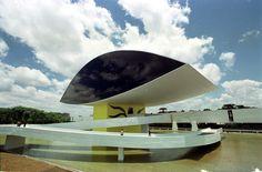 Yo debo diseñar lo que me place: Oscar Niemeyer - arquitectura - obrasweb.com