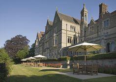 Nutfield Priory Hotel & Spa | Victorian Mansion Wedding Venue in Surrey | The Wedding Community #weddingvenues