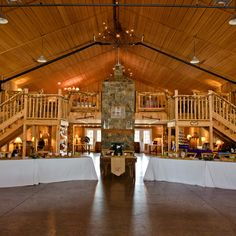 The Barn at Woodlake Meadows Wedding Venue in Bear Creek NC