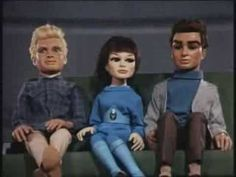 Step into the twisted mind of Gerry Anderson, and see how he makes Thunderbirds. A favorite show from my childhood with more. Timeless Series, Classic Series, Classic Tv, 80s Kids Shows, Joe 90, Thunderbirds Are Go, Tv Themes, Cult, Kids Tv