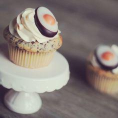 Eierlikör Cupcakes - Die Jungs kochen und backen