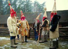 Budēļi Mumming in Latvia