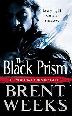The Black Prism by Brent Weeks. Picked it up at the library for the cover, buying it for the content.