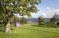 Garden with lake view #atraveo #spektacular