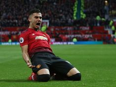 Andreas Pereira Premier League Champions, European Cup, Manchester United Football, Europa League, Psg, The Unit, Celebs, Running, Sports