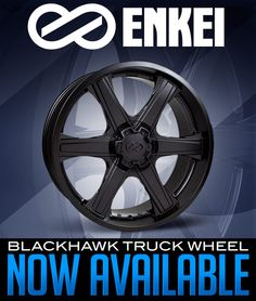 New Enkei BlackHawk Wheels available at Just Bolt-Ons!: Shop at Just Bolt-Ons for Enkei's Spec-E BlackHawk… #Blog #New_Products #New_Wheels