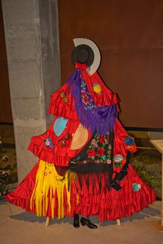 Choinka Flamenco (Gato Verde)