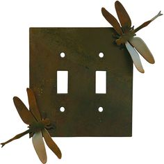 Dragonflies Switch Plates, Outlet Covers & Rocker Switchplates