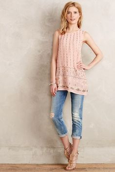 Odila Tunic - anthropologie.com