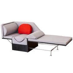 Flip chaise longue by Harri Kohonen for Hinno
