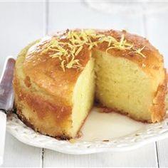 Greek Yogurt Cake, Greek Sweets, Greek Desserts, Greek Recipes, Healthy Desserts, Healthy Cooking, Think Food, Yummy Cakes, Cupcake Cakes