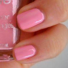 Wet n Wild Tickled Pink....Dupe for OPI's Pink Friday @Sydney Hutchinson