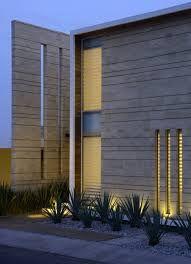 Znalezione obrazy dla zapytania puerta de entrada casa moderna