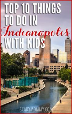 Everyone knows that Indianapolis is home to the Indy 500, but it's also family friendly! Here are my favorite places to hit when in Indianapolis, Indiana with kids, via the Scary Mommy travel guide!  summer | spring break | vacation idea | parenting advice